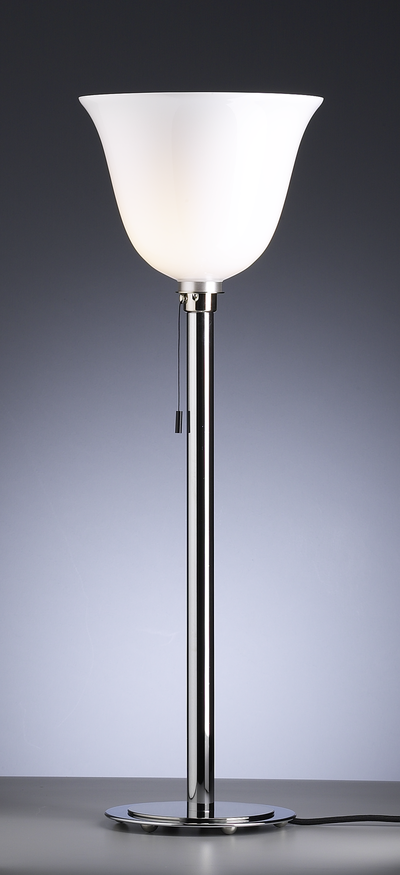 Floor standing luminaire Art déco AD 30 Design: France, about 1930 zenolight tecnolumen
