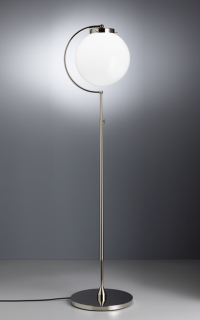 Floor standing luminaire DSL 23 Design: Richard Döcker, 1923/1926 zenolight tecnolumen