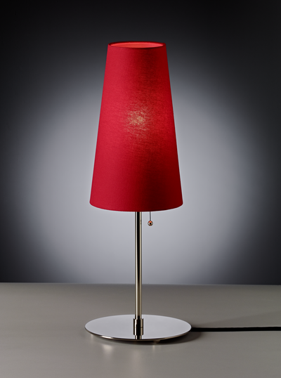 Table lamp TLWS 05/1... Design: Walter Schnepel, 2005 zenolight tecnolumen